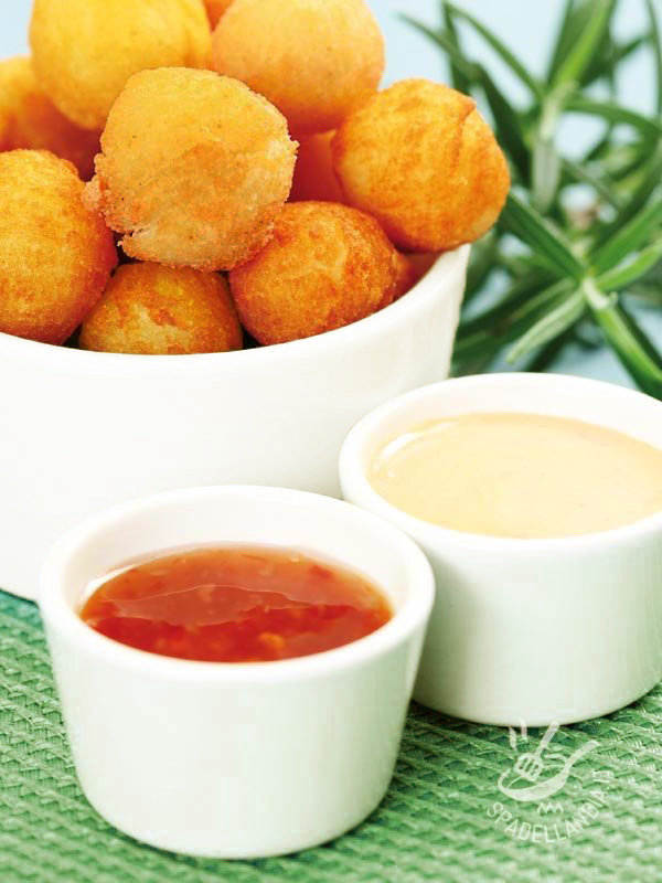 Polpettine al groviera