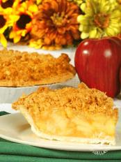 Apple crumble senza glutine