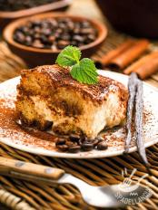 Tiramisù light allo yogurt